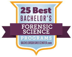 25 Best Bachelor S In Forensic Science Degree Programs For 2019 Forensic Science Program Eastern Kentucky University