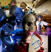 Forensic Science Collage