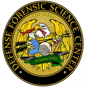 Defense Forensic Science Logo